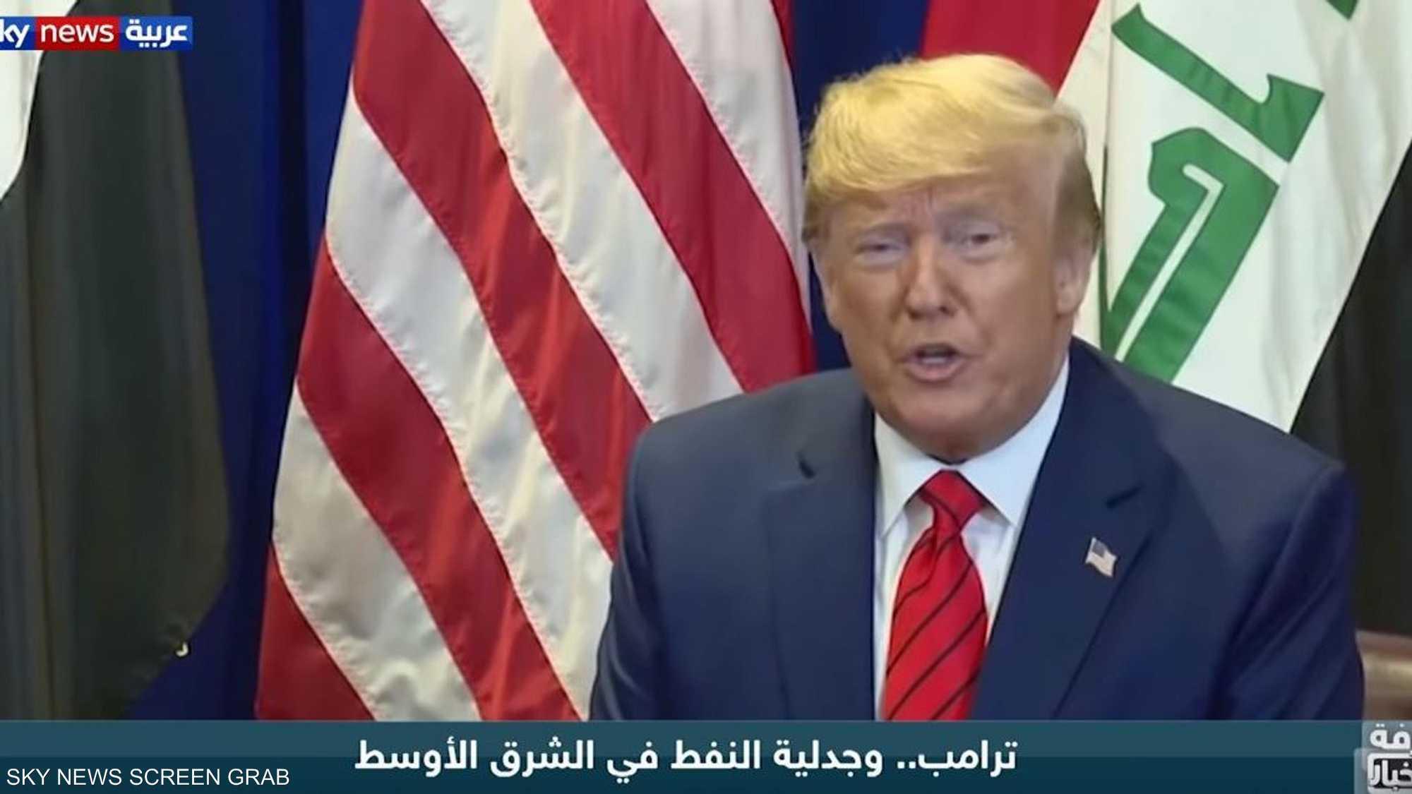 ترامب.. وجدلية النفط في الشرق الأوسط