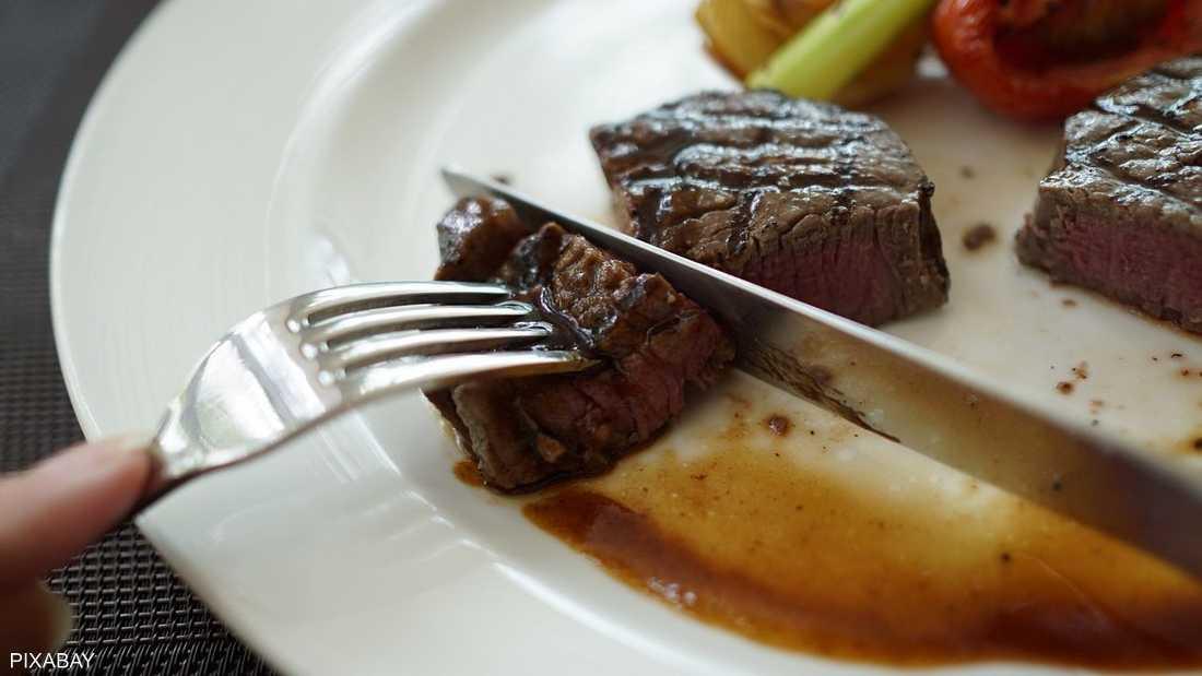"""شركة تطوّر شريحة لحم """"لذيذة"""" من مكونات نباتية"""