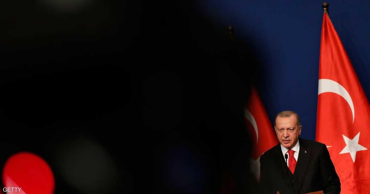 بلسانه قالها.. أردوغان يكشف لماذا يرسل  مقاتليه  إلى ليبيا؟   أخبار سكاي نيوز عربية