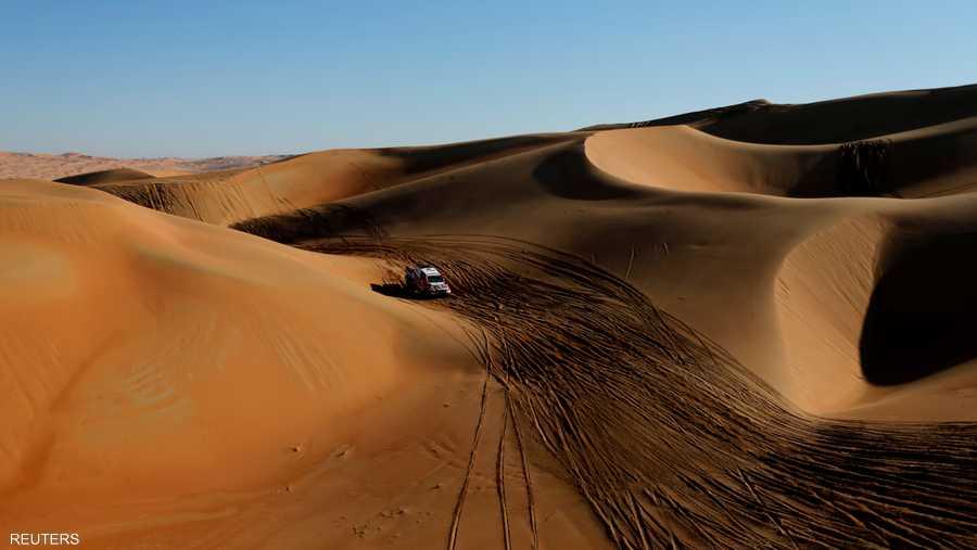 السباق يشمل مرحلة خاصة خاضعة للتوقيت تبلغ 167 كيلو مترًا