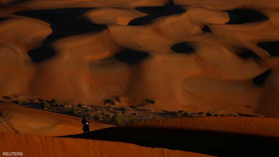 تحتضن قرية داكار في اليوم الختامي لداكار السعودية 2020