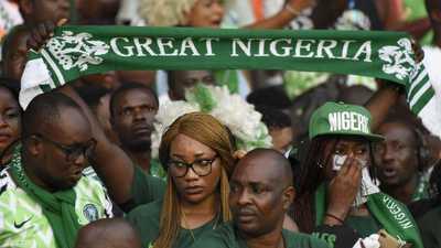 """بألفي امرأة.. روسيا تكشف عن """"جريمة نيجيرية"""" في مونديال 2018"""