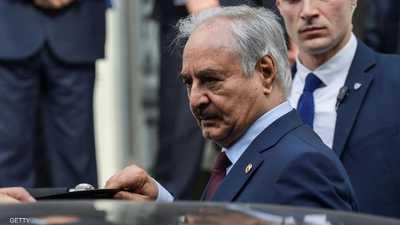 """حفتر يبحث مع وزير الدفاع الروسي """"الوضع الراهن في ليبيا"""""""