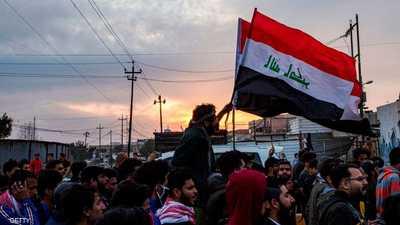 مقتل متظاهرين في مواجهات على جسر السنك ببغداد