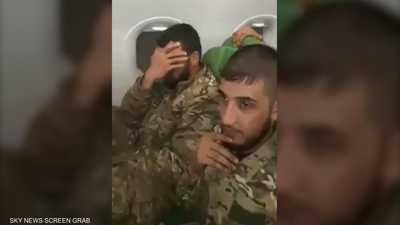 """3600 مرتزق سوري في ليبيا.. و""""لقطة الطائرة"""" تكشف الكثير"""