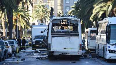 """تونس.. حكم بإعدام 8 مدانين بقضية تفجير """"حافلة الأمن الرئاسي"""""""