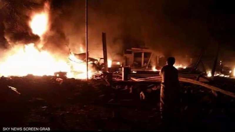 أكثر من 90 قتيلا في مأرب بهجوم حوثي