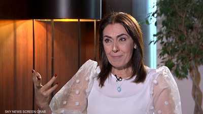نجوم على سكاي.. مع الممثلة اللبنانية ختام اللحام