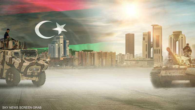 الأزمة الليبية.. مسار المفاوضات