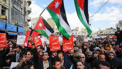 البرلمان الأردني يصوّت لقانون يمنع استيراد الغاز من إسرائيل