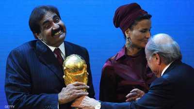 """فرنسا تحقق قضائيا في """"مأدبة غداء"""" منحت قطر مونديال 2022"""