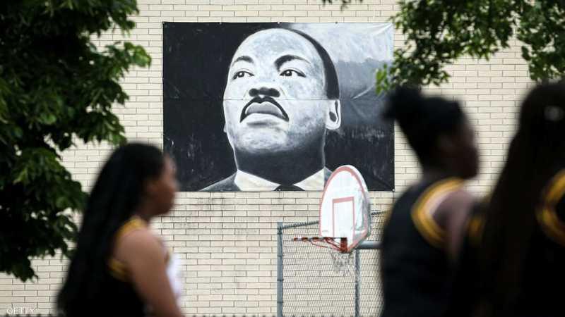 تأثير كبير لمارتن لوثر كينغ على مجتمعات السود في أميركا