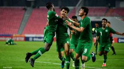 الأخضر السعودي يتأهل إلى أولمبياد طوكيو 2020