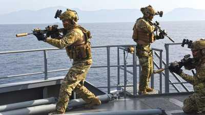 تفيد تقارير بمشاركة عسكريين أتراك بالقتال في ليبيا- أرشيف