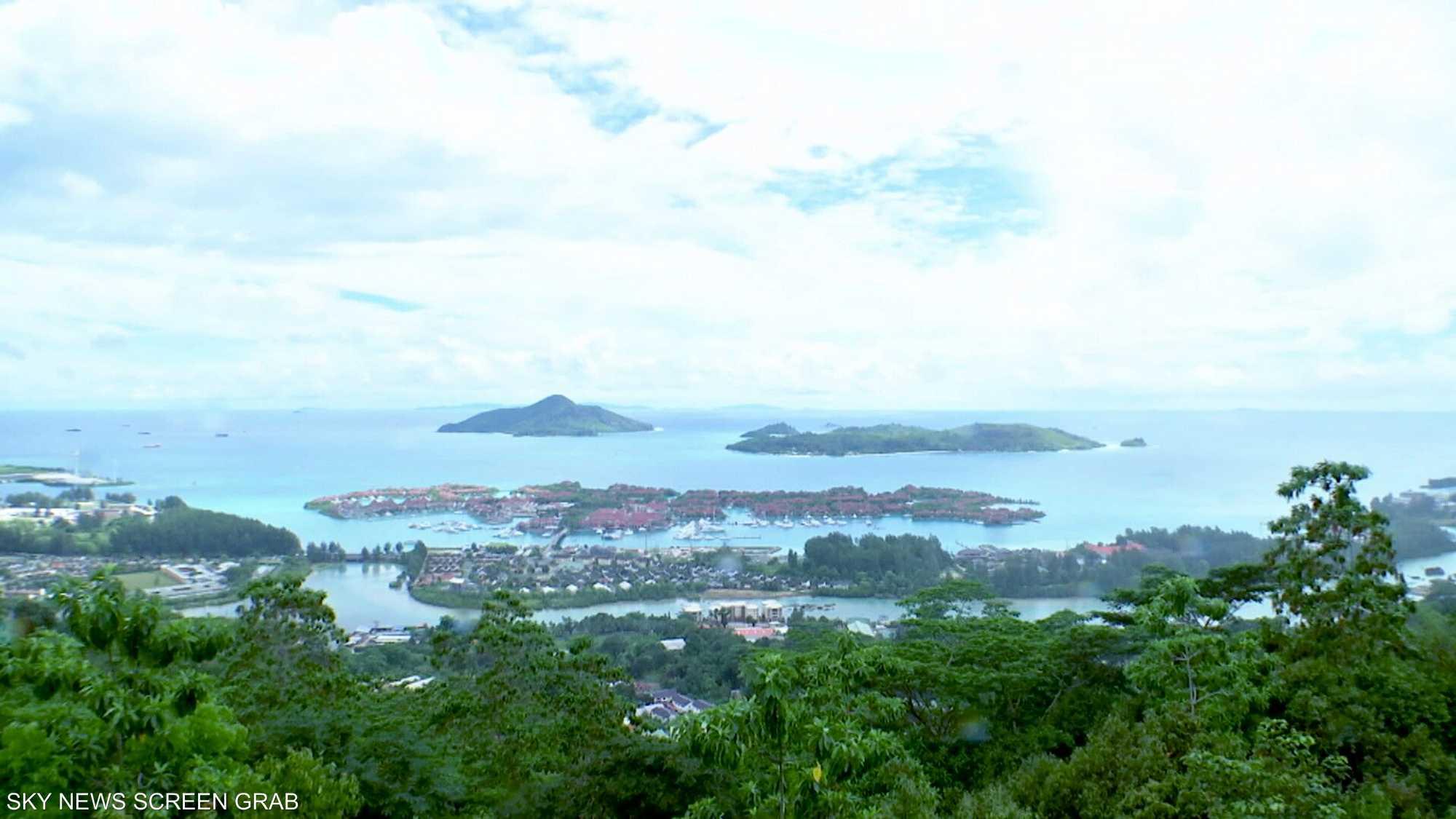 جزر السيشل.. وجهة الأزواج المفضلة