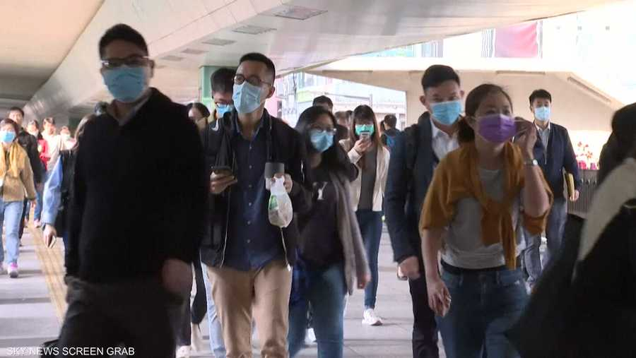 الصين عزلت 11 مليون شخص في ووهان