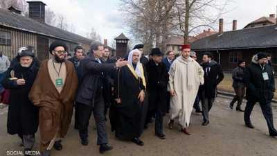 أمين رابطة العالم الإسلامي: الهولوكوست جريمة ضد البشرية