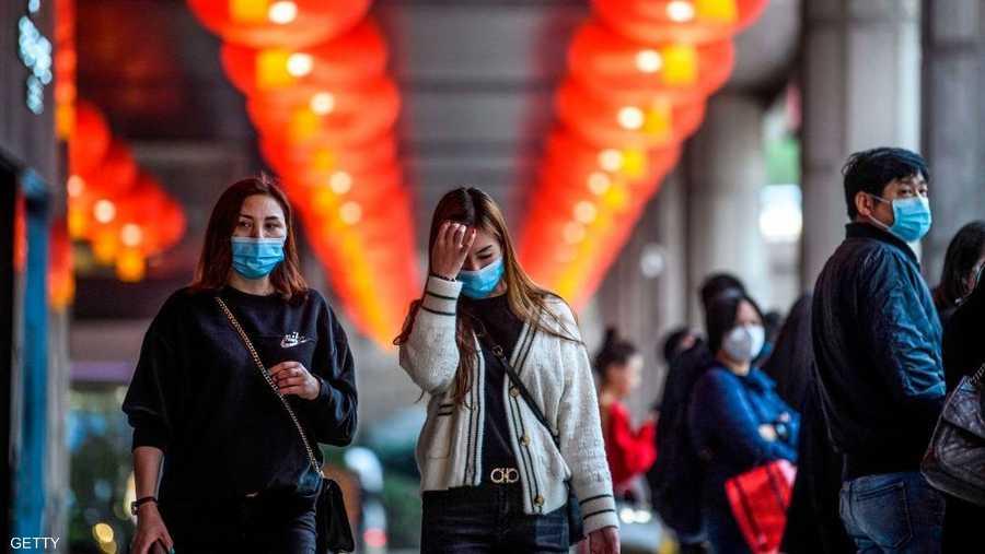 فيروس كورونا انتشر خلال الأسابيع الماضية في ووهان بالصين