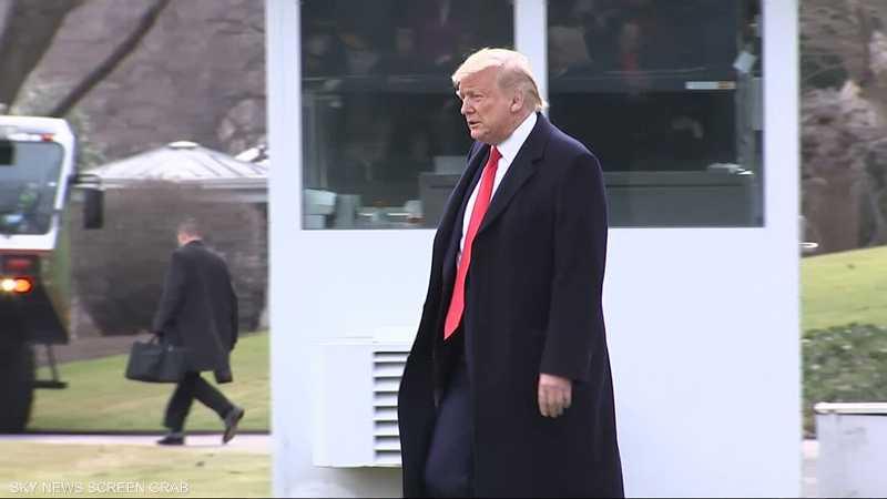 ترامب يعلن اعتزام كشف خطته بشأن الشرق الأوسط