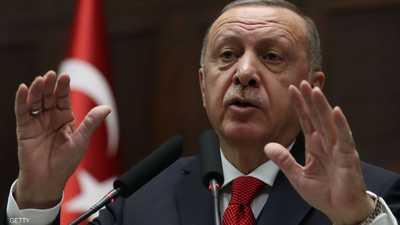 """أردوغان يلوّح بورقة """"الفوضى"""" في المتوسط"""