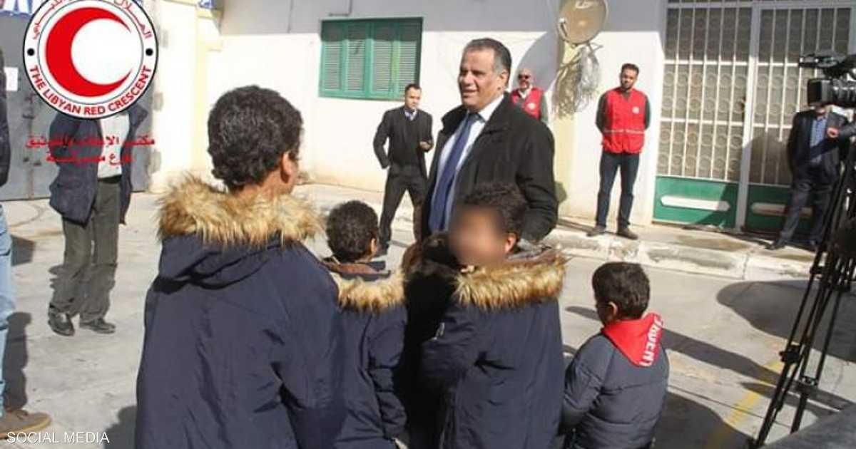 تونس تستعد لاستقبال العشرات من  أيتام داعش ليبيا    أخبار سكاي نيوز عربية