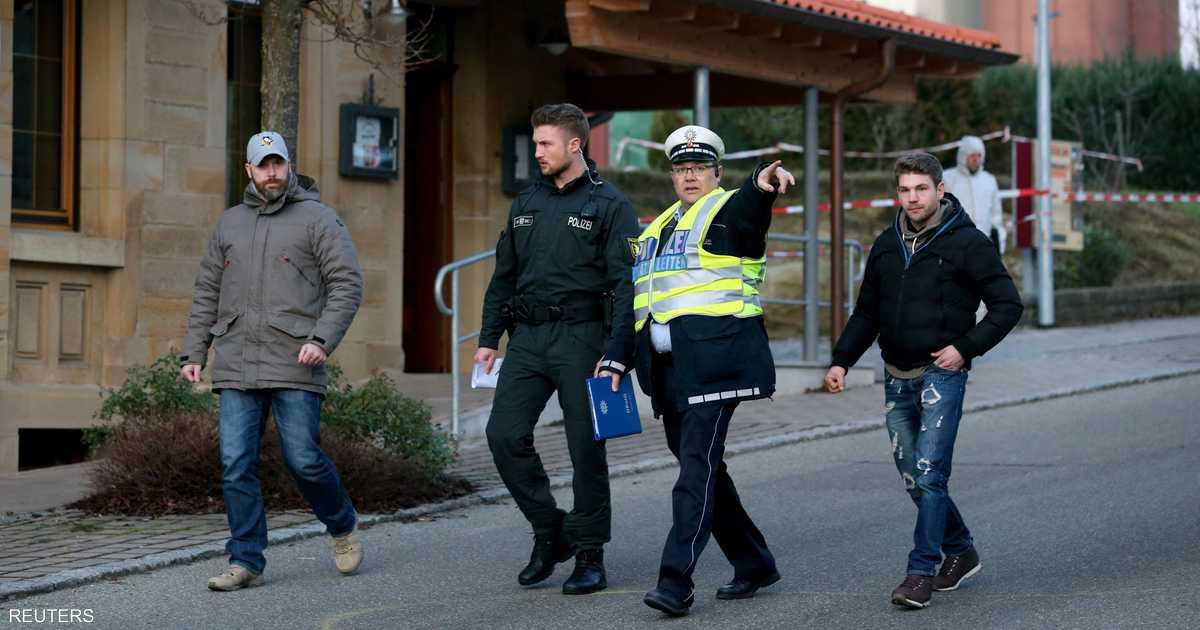 6 قتلى بإطلاق نار جنوبي ألمانيا.. والضحايا مع عائلة القاتل