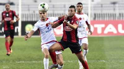 الوداد المغربي فاز بثلاثية على الفريق الجزائري