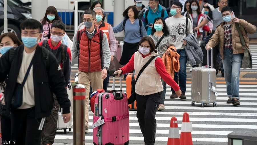 إجراءات مشددة في العديد من المطارات بسبب فيروس كورونا
