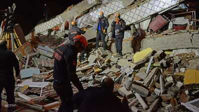 """ارتفاع حصيلة ضحايا زلزال تركيا """"المدمر"""""""