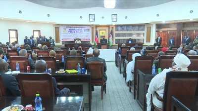 الخرطوم توقع اتفاقا للسلام مع إحدى الجماعات المتمردة