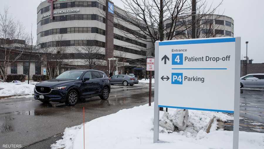 الولايات المتحدة أكدت إخضاع حالة للمرض في المستشفى