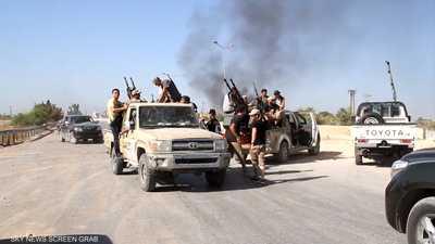 قوات الجيش تواصل تقدمها باتجاه منطقة أبو قرين
