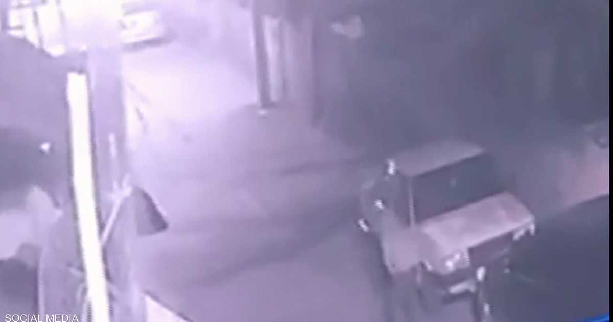 بالفيديو.. يثقب إطارات 160 سيارة بعد دقائق من زلزال تركيا