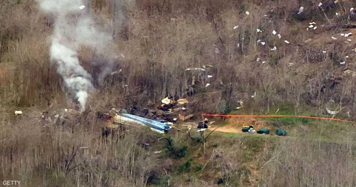خبراء يكشفون السبب: لماذا تحطمت طائرة الأسطورة براينت؟