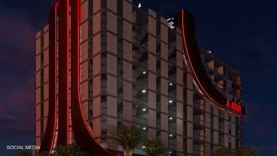 تصميم فندق آتاري
