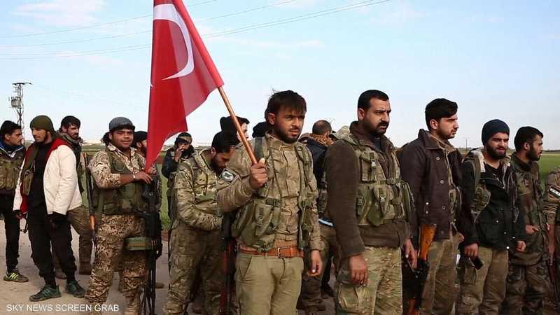 تركيا تستمر في نقل المقاتلين من سوريا إلى ليبيا
