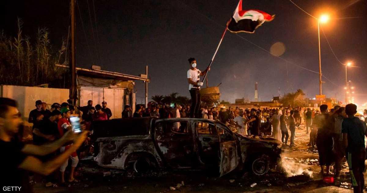 16 دولة تطالب العراق بتحقيق  يعتد به  في مقتل المتظاهرين   أخبار سكاي نيوز عربية