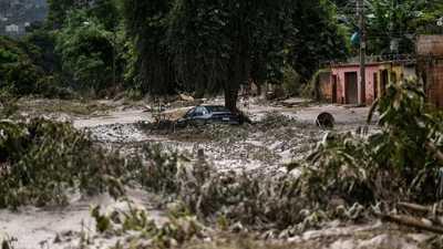 أمطار البرازيل تقتل 54 شخصا.. ونزوح 30 ألفا