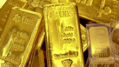 الذهب يتراجع مع تبديد ارتفاع الدولار مخاوف تأثير كورونا