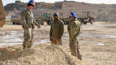 """العراق.. الجيش الأميركي يبدأ تحصينات في قاعدة """"عين الأسد"""""""