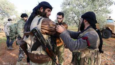تركيا أرسلت مئات المرتزقة من سوريا للقتال في ليبيا.