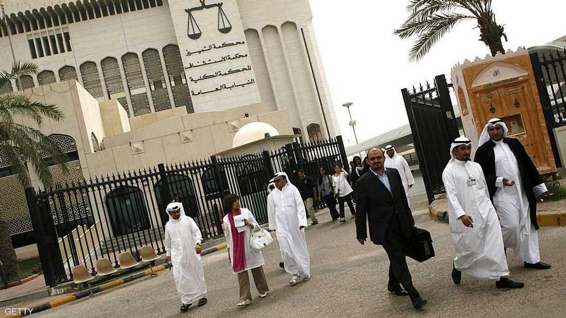 يعد الحكم هو الأول من نوعه في تاريخ الكويت بحق وزير. أرشيف