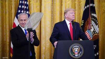 رسميا.. ترامب يعلن خطة السلام في الشرق الأوسط