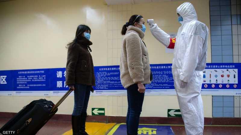 ظهور فيروس كورونا وانتشاره في عدد من الدول