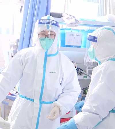 طفلة تولد من رحم فيروس كورنا..والفحوص تكشف المفاجأة