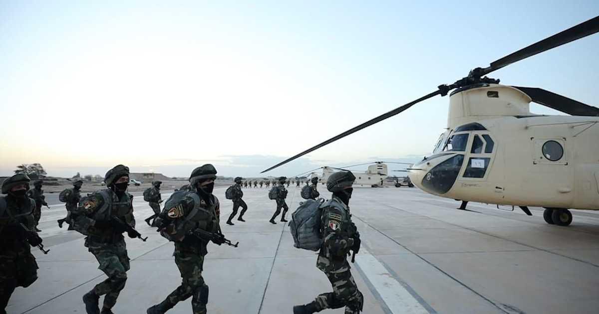 رئيس أركان الجيش المصري: قواتنا في أعلى جاهزية   أخبار سكاي نيوز عربية