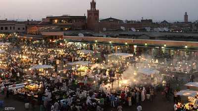 رقم قياسي للسياح الذين زاروا المغرب العام الماضي
