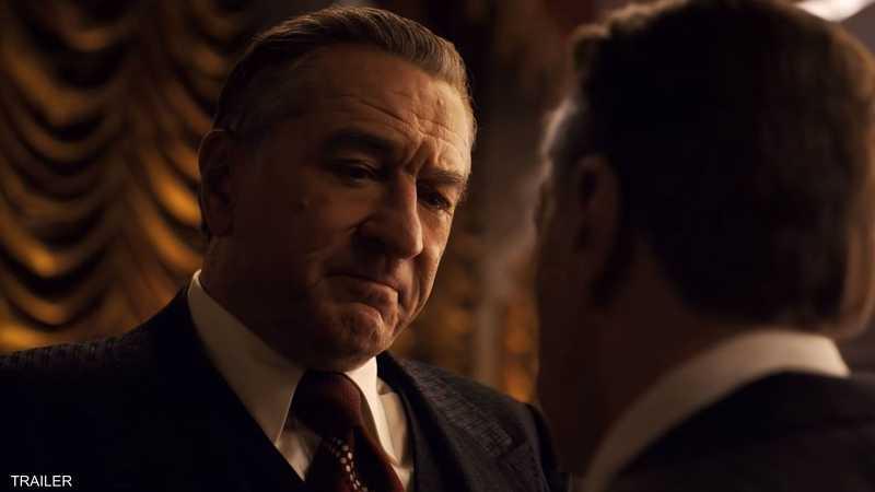 """دي نيرو يلعب دور البطولة في """"الرجل الأيرلندي"""""""