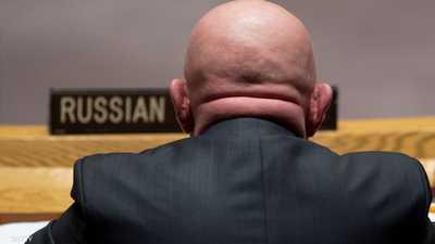 روسيا تعترض على مشروع قرار حول ليبيا في مجلس الأمن