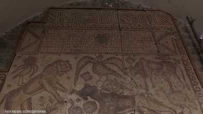 سوريا.. الأنفاق تحمي آلاف القطع الأثرية في معرة النعمان